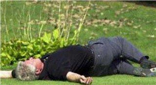 clinton dead