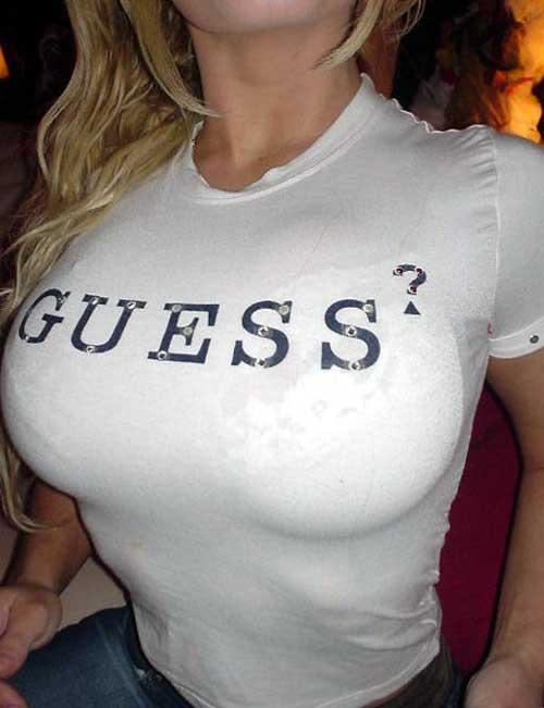 guess boobs