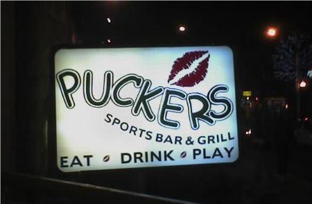 puckers sports bar gatlinburg