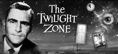 twlight zone rod serling