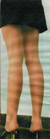 irish legs