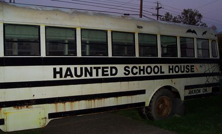akron haunted school house