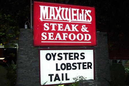 maxwells restaurant