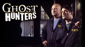 ghost hunters find proof