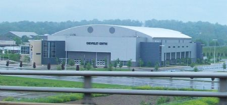 youngstown chevy center