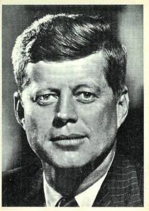 President Kennedy 41
