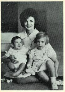jackie kennedy and children