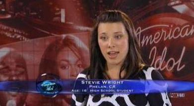Stevie Wright - 2009 American Idol Winner