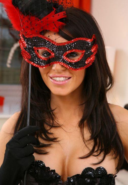 Gemma Massey - Best Halloween Costume 2009