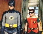 Adam West Burt Ward - Batman & Robin
