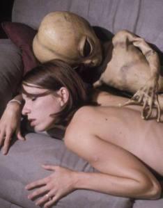 alien human sex