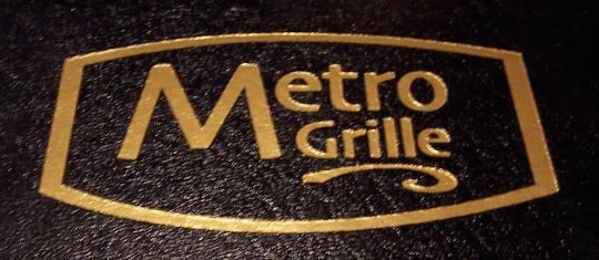 Crowne plaza metro grill cheeseburger